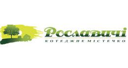 Логотип строительной компании КГ Рославичи