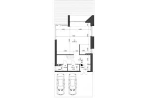 КГ Shelest.home: планировка 4-комнатной квартиры 183.25 м²