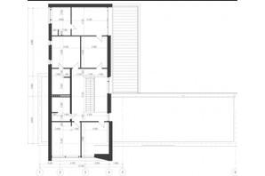 КГ Shelest.home: планировка 6-комнатной квартиры 490.84 м²