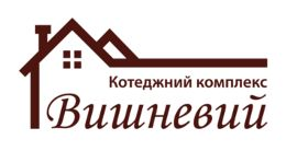Логотип строительной компании КГ Вишневый