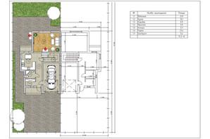 КГ Затишок: планировка 4-комнатной квартиры 144 м²