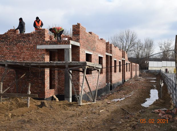 КМ Eurovillage 2 хід будівництва фото 240700