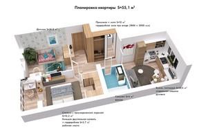 КМ Grand Villas, Ворзель, вул. Чубинського, 1-14, Ірпінь