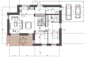 КМ Mulberry Homes: планування 4-кімнатної квартири 180 м²