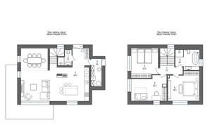 КМ Mulberry Homes: планування 4-кімнатної квартири 133 м²