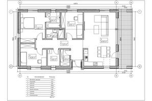 КМ Mulberry Homes: планування 4-кімнатної квартири 100 м²