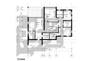 КМ Нова Березівка: планування 6-кімнатної квартири 403 м²