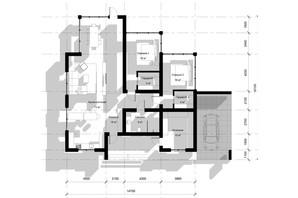КМ Нова Березівка: планування 3-кімнатної квартири 156 м²