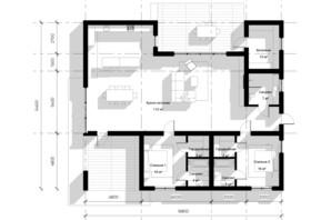 КМ Нова Березівка: планування 3-кімнатної квартири 181 м²