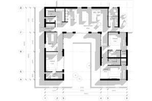 КМ Нова Березівка: планування 5-кімнатної квартири 182 м²