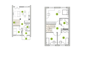 КМ Нова Олександрівка: планування 4-кімнатної квартири 92 м²