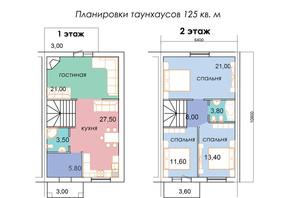 КМ Sun Sity: вільне планування квартири 125 м²