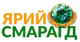 Логотип будівельної компанії КМ Ярий Смарагд