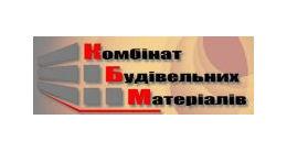 Логотип будівельної компанії КП Хмельницький комбінат будівельних матеріалів