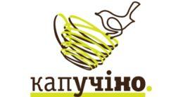 Логотип строительной компании Капучіно