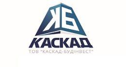 Логотип будівельної компанії Каскад-Будінвест
