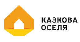 Логотип строительной компании Казкова Оселя