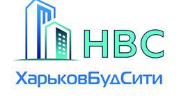 Логотип будівельної компанії ХарківБудСіті
