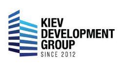 Логотип будівельної компанії Kiev Development Group (КDG)