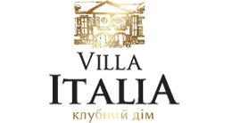 Логотип строительной компании Клубный дом Villa Italia