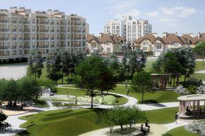 Клубний квартал Феофания-park