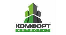 Логотип строительной компании Комфорт Житлобуд