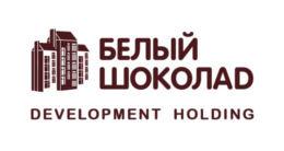 Логотип будівельної компанії Компанія Білий Шоколад