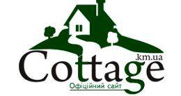 Логотип будівельної компанії Компанія Cottage.km.ua