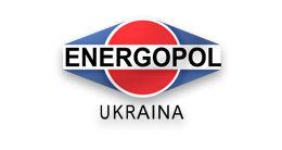 Логотип будівельної компанії Компанія Енергополь-Україна