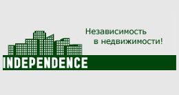 Логотип будівельної компанії Компанія Independence