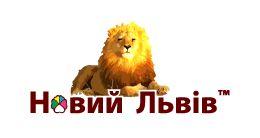 Логотип будівельної компанії Компанія Новий Львів