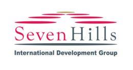 Логотип будівельної компанії Компанія Seven Hills