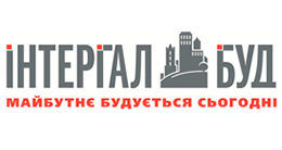 Логотип строительной компании Компания Интергал-Буд