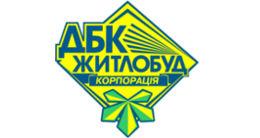 Логотип будівельної компанії Корпорація ДБК-ЖИТЛОБУД