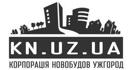 Логотип будівельної компанії Корпорація новобудов