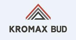 Логотип будівельної компанії KromaxBud (КромаксБуд)