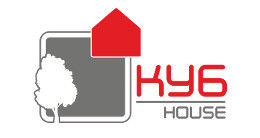 Логотип строительной компании Kub House