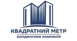Логотип будівельної компанії Квадратний метр