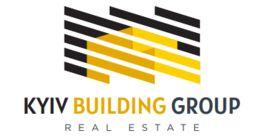 Логотип будівельної компанії Київ Білдінг Груп