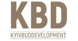Логотип строительной компании KyivBudDevelopment (Киев Буд Девелопмент)