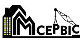 Логотип будівельної компанії ЛММ Сервіс