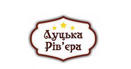 Логотип будівельної компанії Луцька Рів'єра