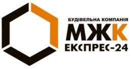 Логотип строительной компании МЖК Экспресс