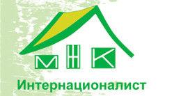Логотип будівельної компанії МЖК Інтернаціоналіст