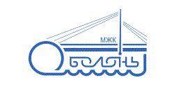 Логотип строительной компании МЖК Оболонь