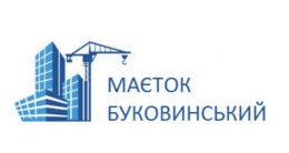Логотип будівельної компанії Маєток Буковинський