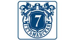 Логотип будівельної компанії Міст