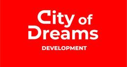 Логотип будівельної компанії Місто Мрій (Сity of Dreams)