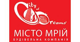 Логотип будівельної компанії Місто Мрій