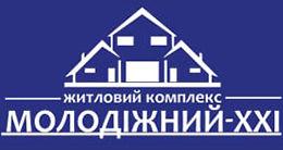 Логотип строительной компании Молодежный ХХІ